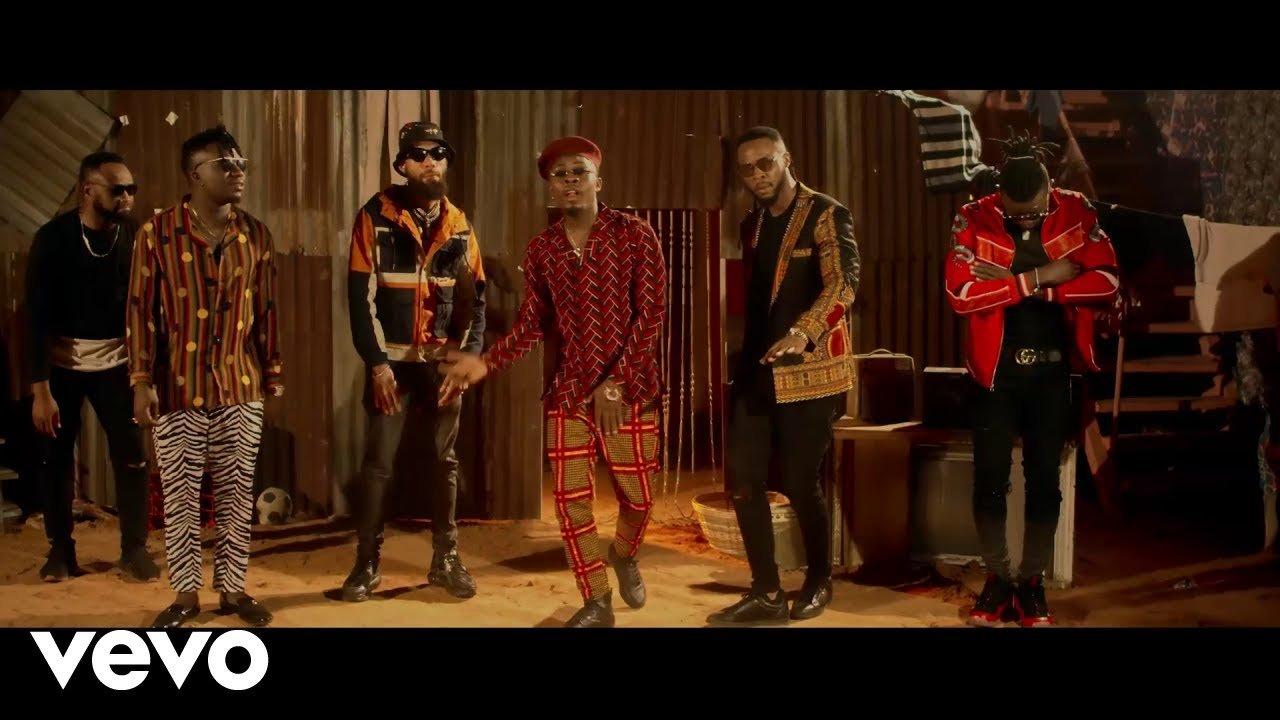 Umu Obiligbo ft. Phyno & Flavour – Culture Mp4 Download