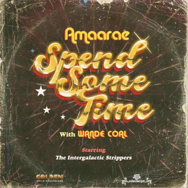 Spend Some Time by Amaarae & Wande Coal
