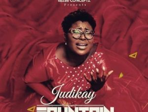 Judikay Fountain Artwork Cover