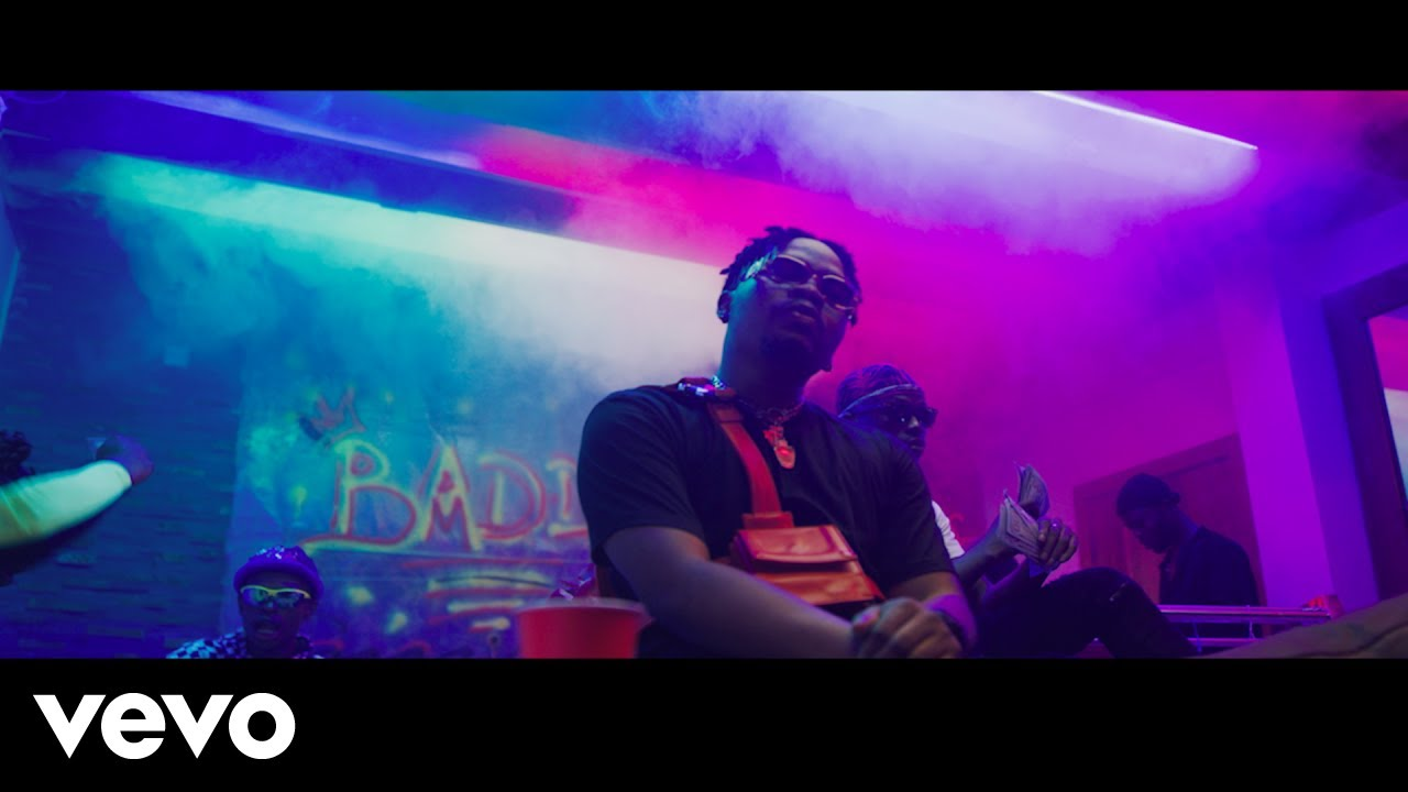 Oil and Gas Video by Olamide