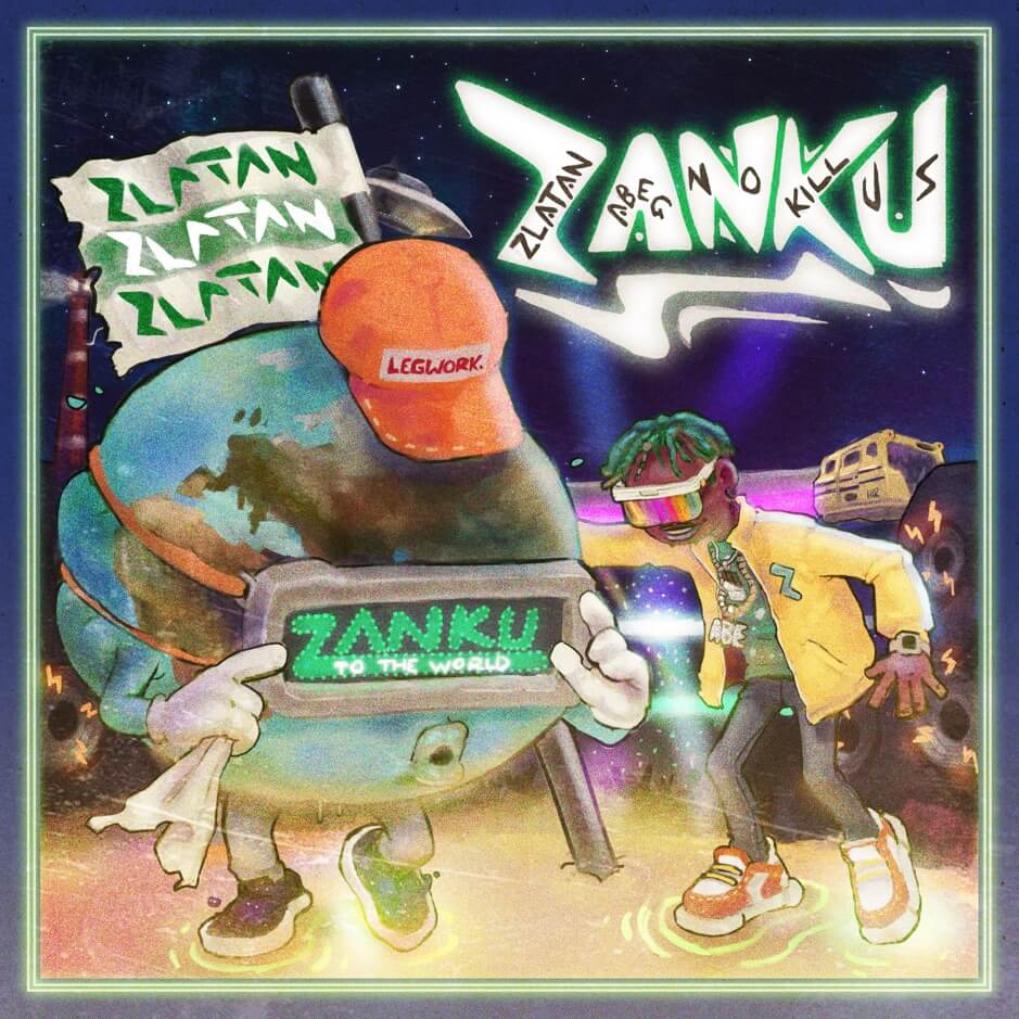 Zlatan Zanku Album - Mp3 Download