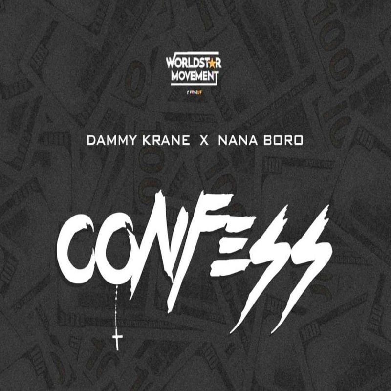 Confess by Dammy Krane