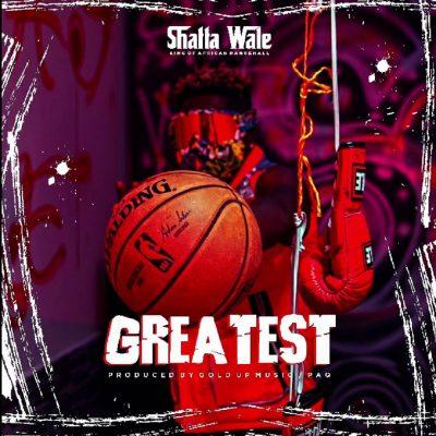 Shatta Wale Greatest artwork
