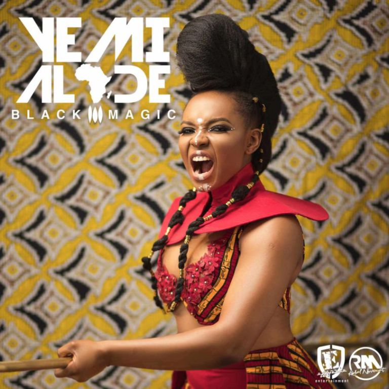 Yemi Alade Black Magic album