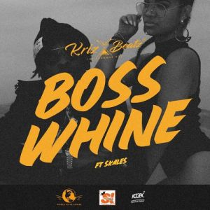 Krizbeatz Boss whine Picture Artwork