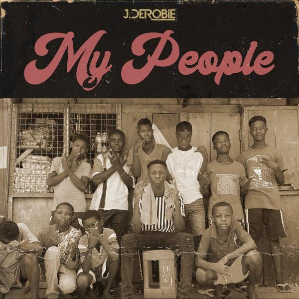 j derobie – my people