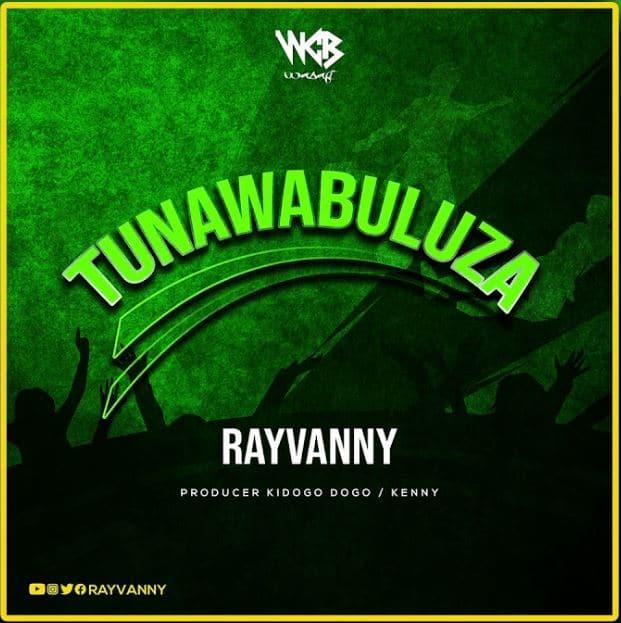 RAYVANNY Tunawaburuza artcover