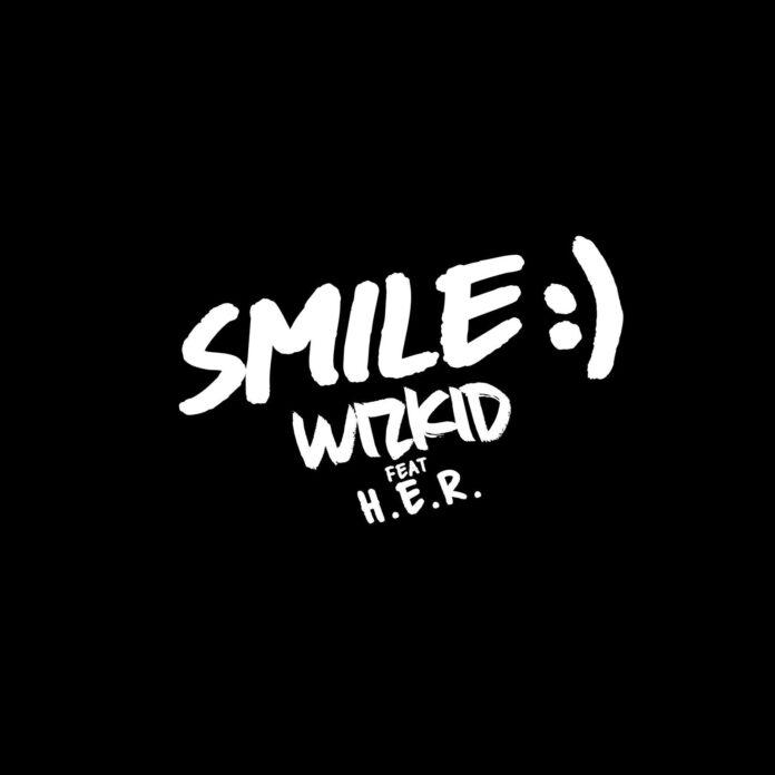 Wizkid Smile
