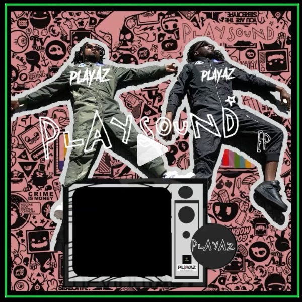 Playaz ft. Zlatan Mad Oh Remix Artwork