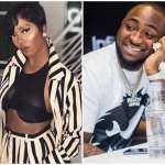 davido and tiwa savage end feud follow each other on instagram again