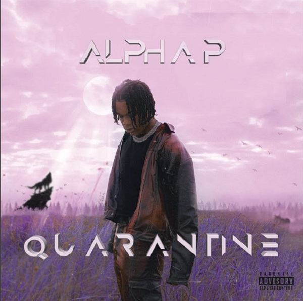 Alpha P Quarantine Artwork