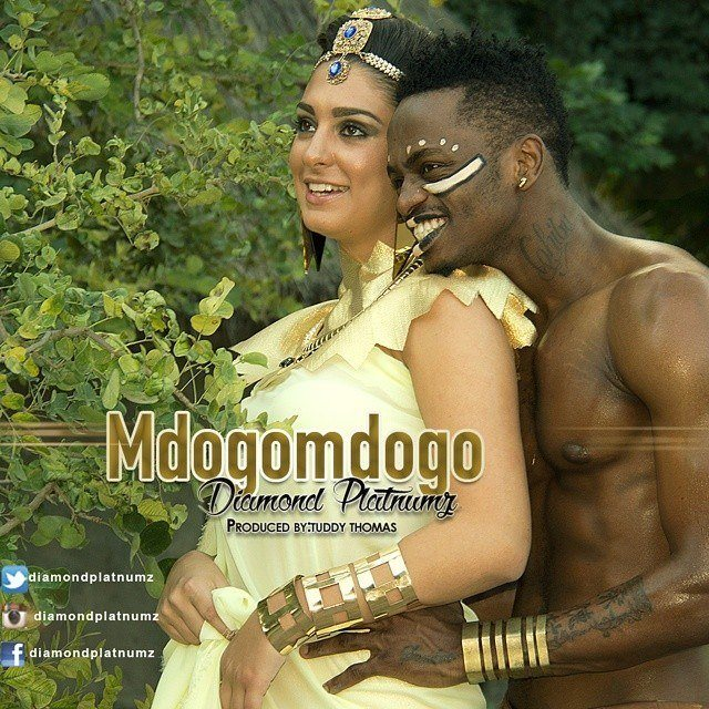 Diamond Platnumz Mdogomdogo Art