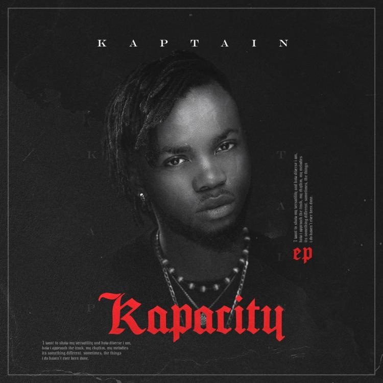 Kaptain Kapacity EP 1