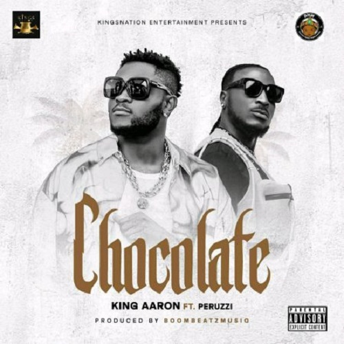 King Aaron Peruzzi Chocolate Artwork
