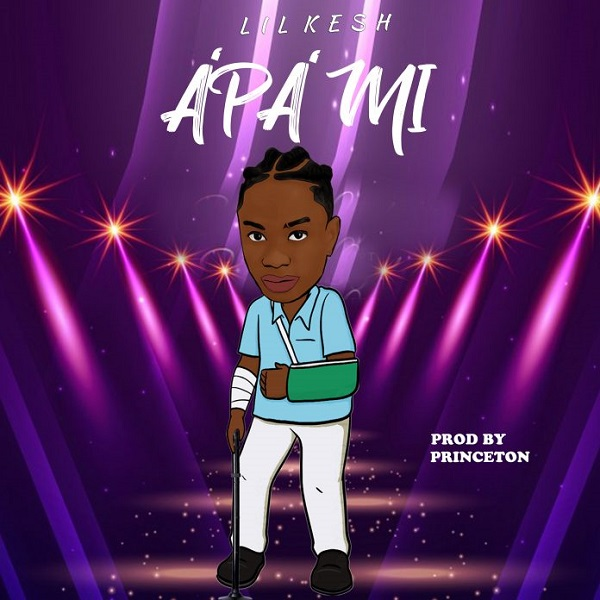 Lil Kesh Apa Mi Artwork