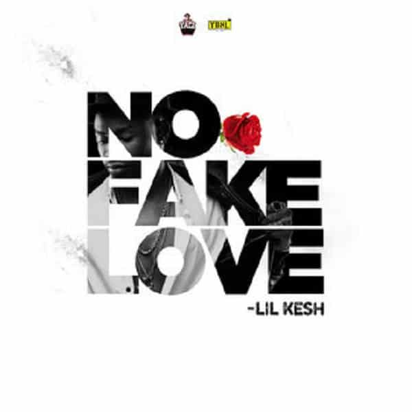 Lil Kesh No Fake Love Art