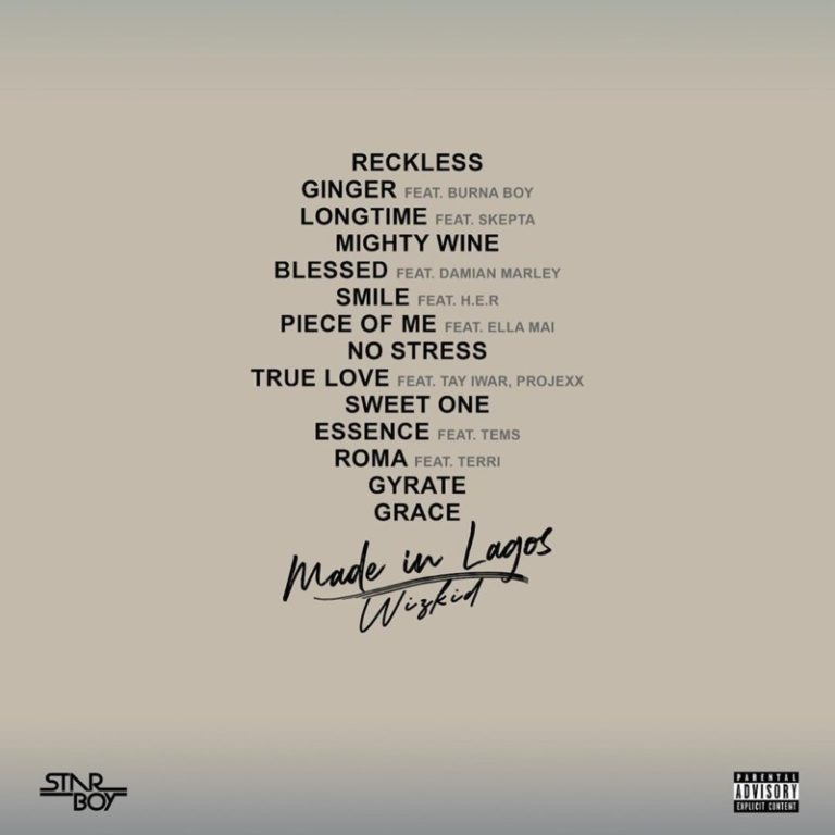 Made In Lagos tracklist 768x768 1
