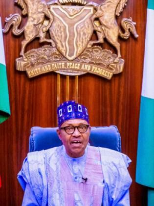 President Buharis Diamond Jubilee Speech