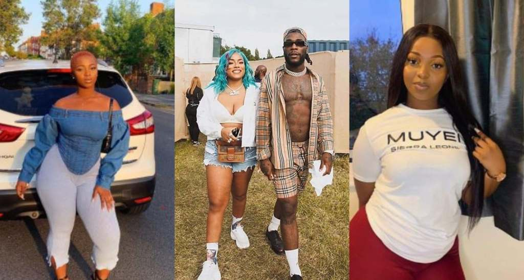 Burna Boy in cheating scandal as alleged side chick calls him out lailasnews
