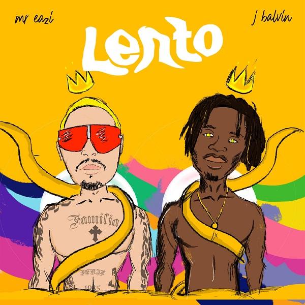 Mr Eazi Lento ft J Balvin