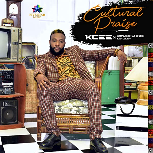 Kcee Cultural Praise EP 1