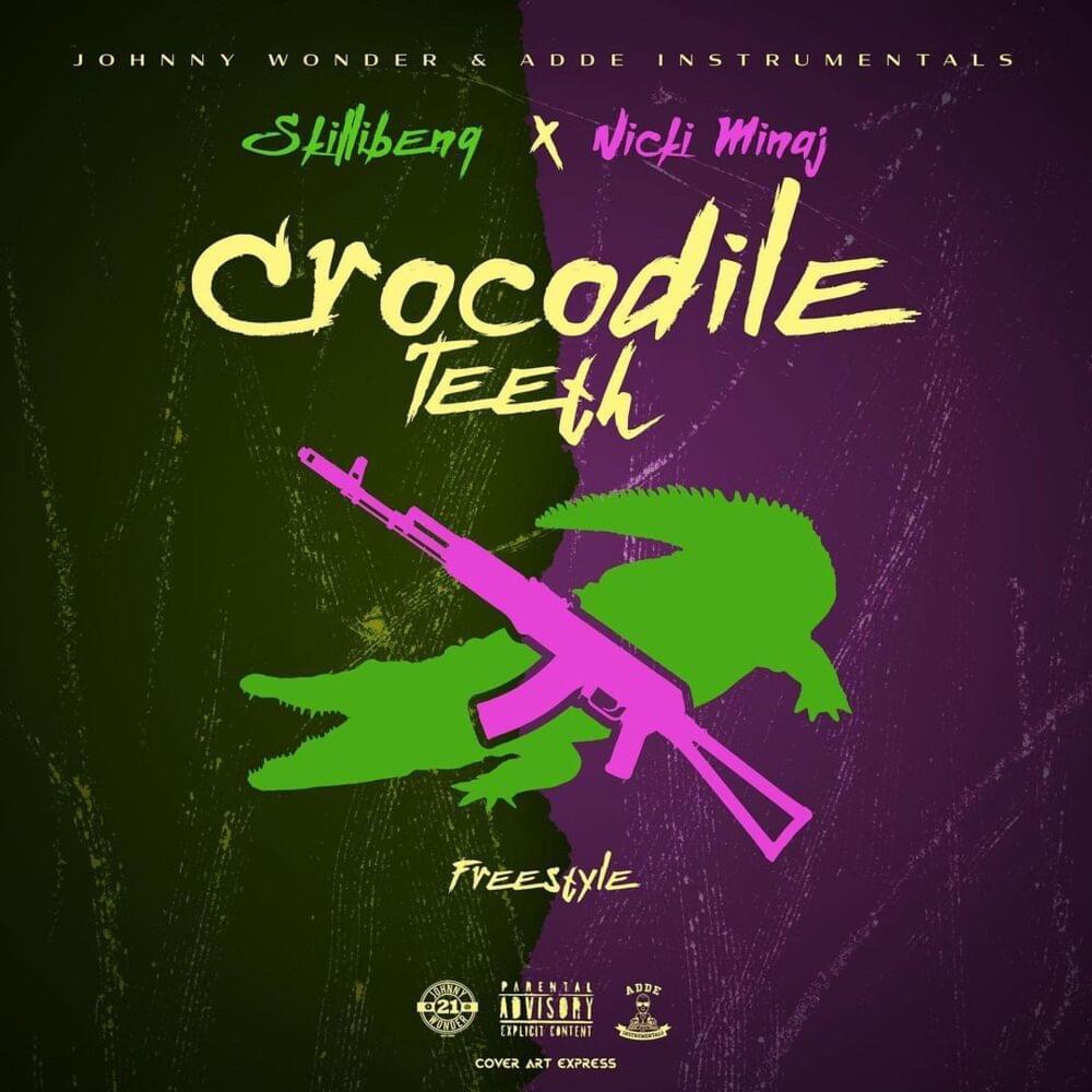 Skillibeng Crocodile Teeth Remix ft Nicki Minaj