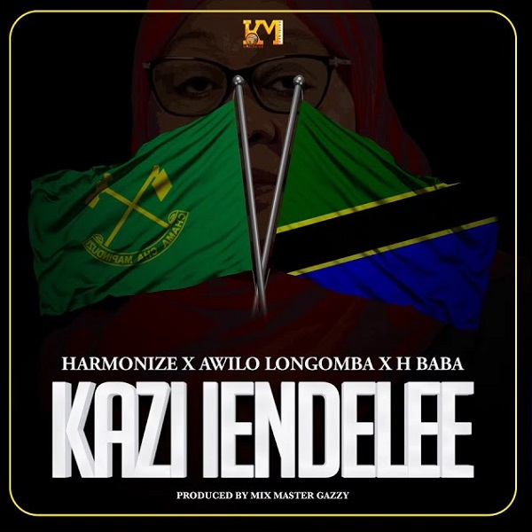Harmonize – Kazi Iendelee ft. H Baba Awilo Longomba