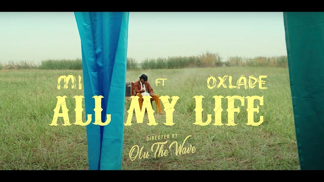 M.I Abaga All My Life Video