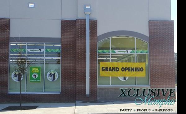 [Memphis Monday] Dollar Tree Opens New Store In Binghampton