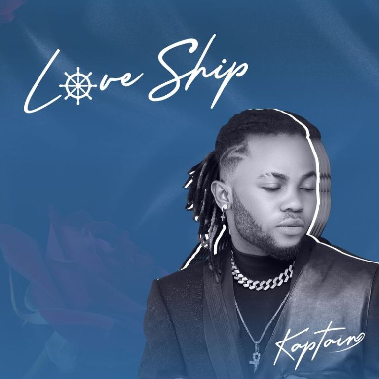 Kaptain - Love Ship EP