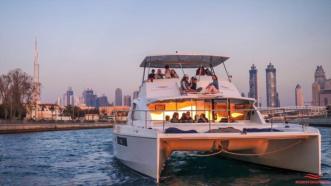 Dubais Newest Canal Yacht Tour Xclusive News