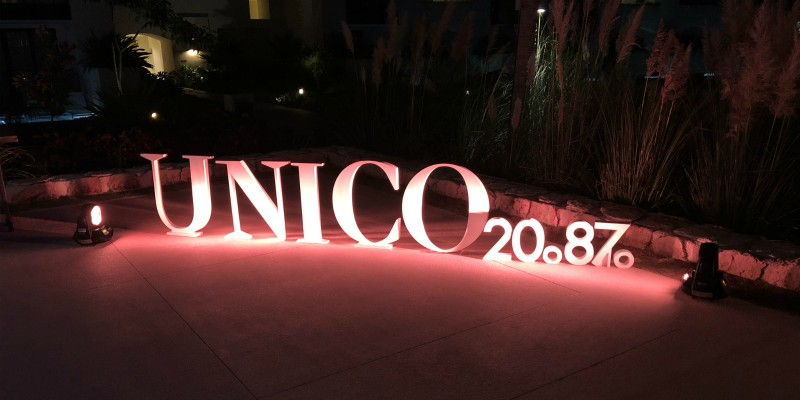 Travel blog: Jo Explores UNICO 20°87°