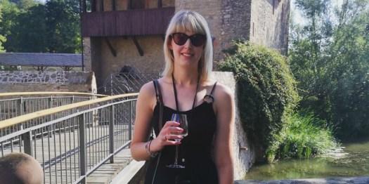 Elizabeth Johnson, blog