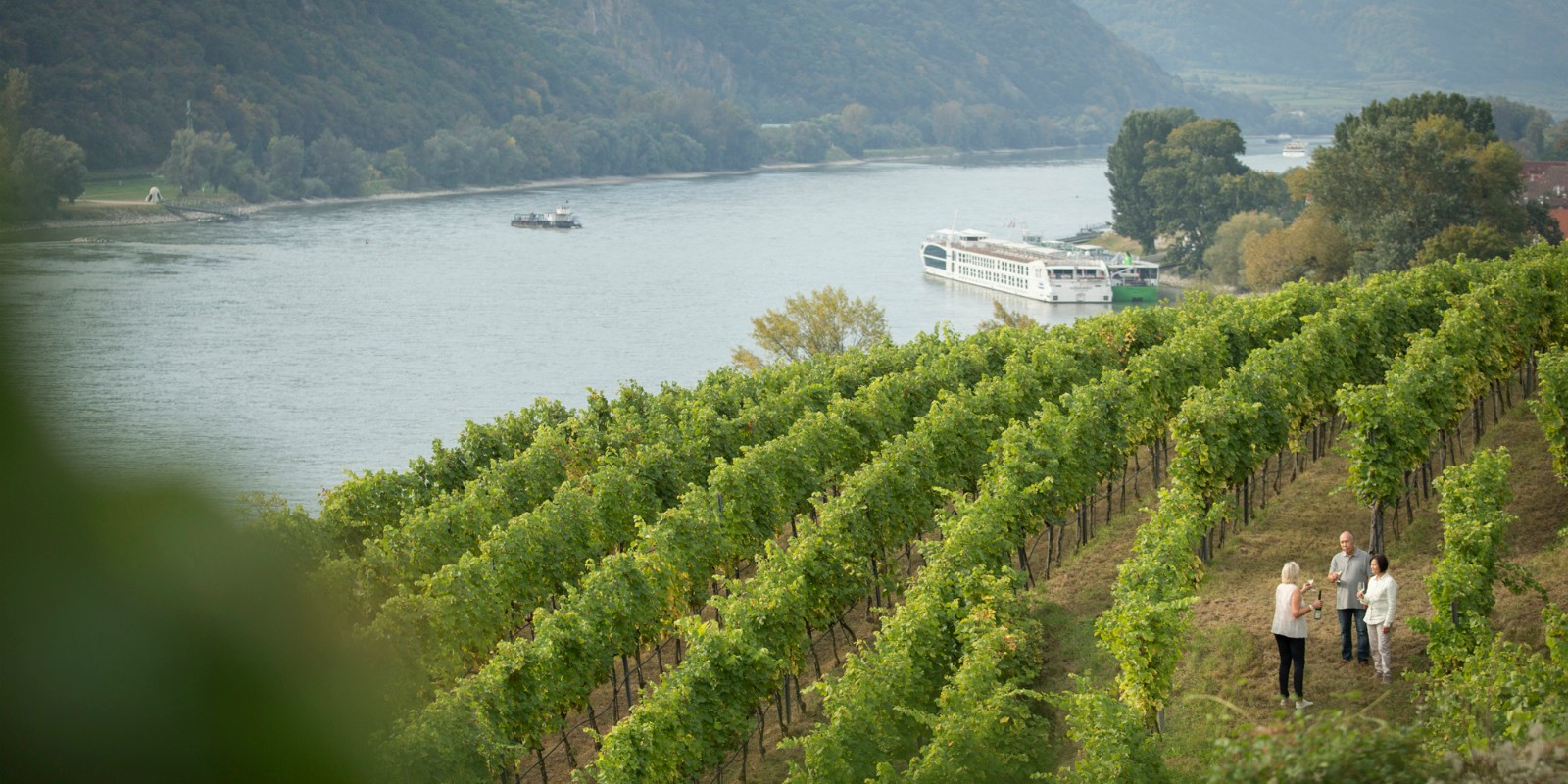 Uniworld Boutique Cruises header