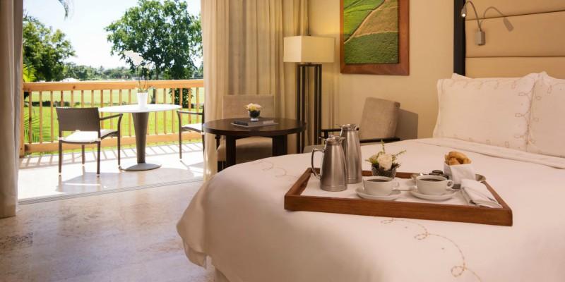 Accommodation at Casa de Campo