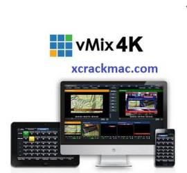 vMix 23.0.0.57 Crack With Registration Key Free Download 2020 (Win/Mac)
