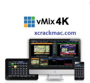 vMix 23.0.0.57 Crack With Registration Key Free Download 2020 (Win/Mac)