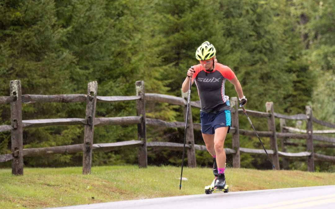 An Introduction to Roller Skiing
