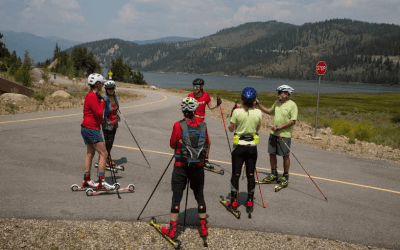 Fall Vibes – Dryland and Rollerskiing Day Camps