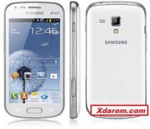 Samsung GT-S7562 MT6572 4 2 2 firmware flash file Download | XDAROM COM