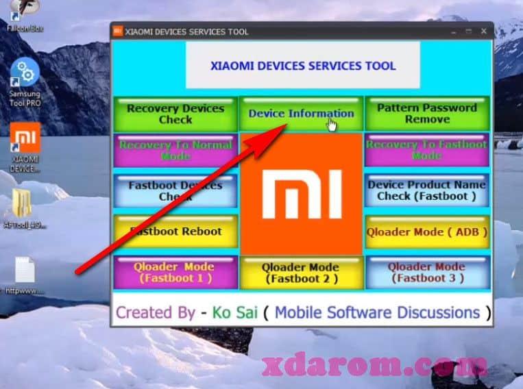 Mi Service Tool Free Download