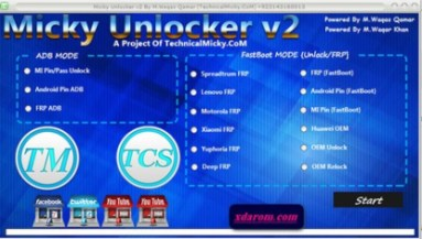 All MTK FRP Scatter File (Remove FRP) 100% Tested Download