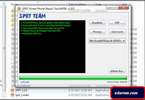 MTK FRP Tool (Remove FRP Lock Tool) Download