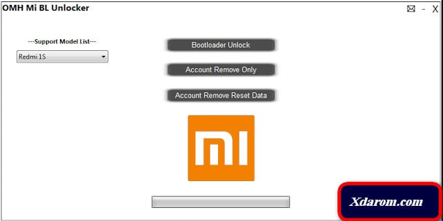 Xiaomi Mi Bootloader Unlock Tool 100% Tested Free Download | XDAROM COM