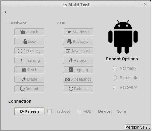 LX Android Tool Latest Version