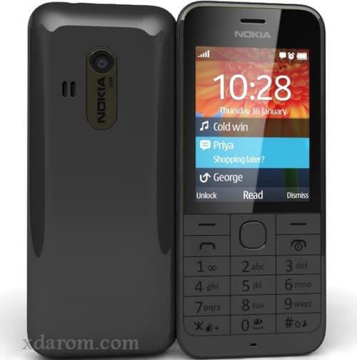 Nokia 220 Flash File