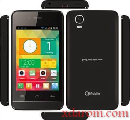 Qmobile X2 Flash File
