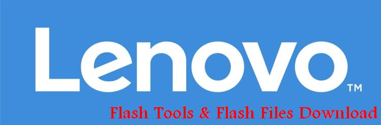 Lenovo Flash Tool
