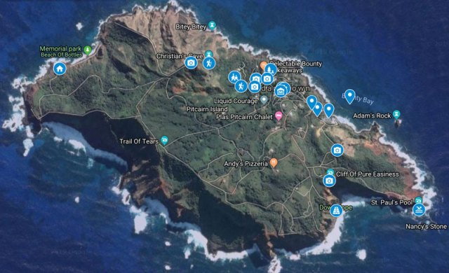 Image result for PITCAIRN ISLAND