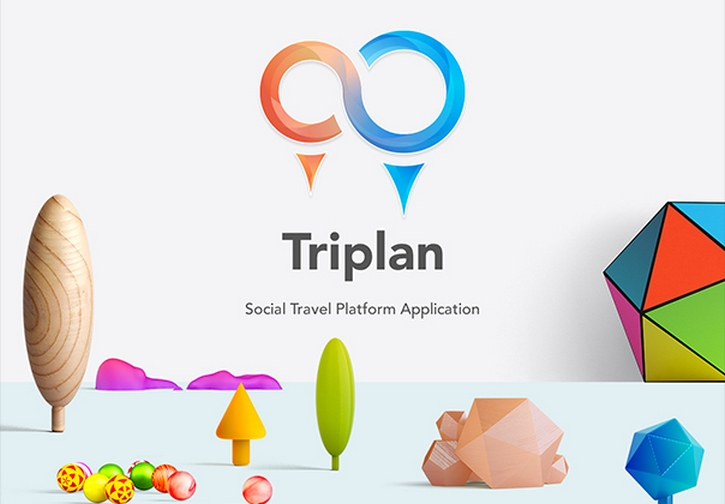 Triplan Mobile Application UI Kit